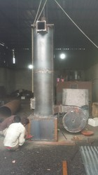 Wood Fired Heat Exchangers