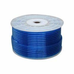 Blue PU Tube