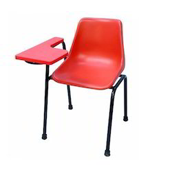 writing chairs plastic writing chairs manufacturer from new delhi