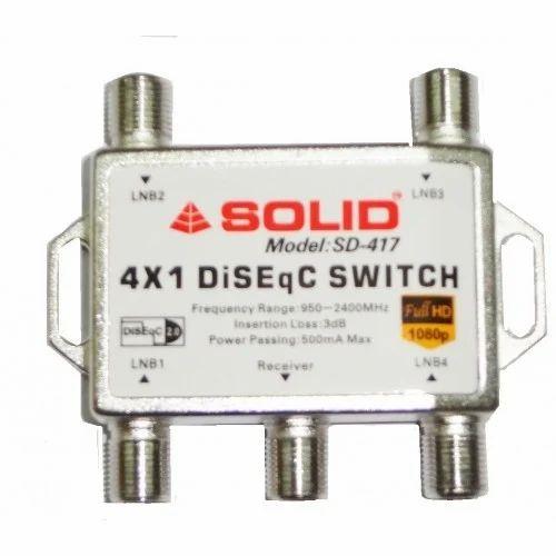 MS SD 417 DiSEqC 20 Switch