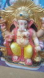 Ganesh Lal Bagh Ka Raja Statue