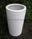 Conical Ribs Garden Planter