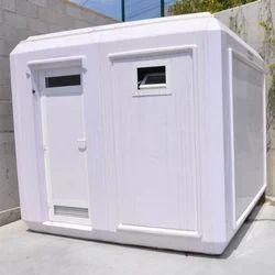 Portable Toilet Shower Cabin