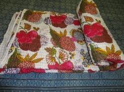 Tropical Quilt Bedding Throws