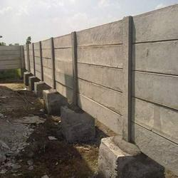 Ready Made Precast Folding Compound Wall