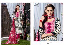 Designer Pashmina Salwar Kameez