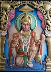 Lord Hanuman Painting