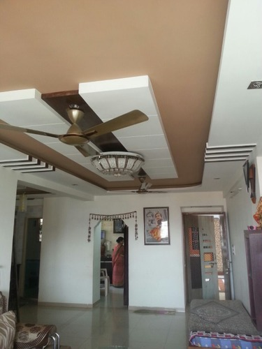 Ask P. O. P. Ceiling Work - Service Provider of Gypsum ...