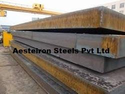 UNE 36080 Steel Plates