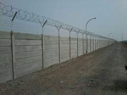 Security Compound Wall in pune