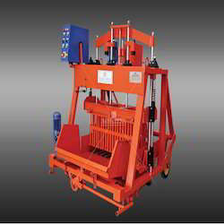 Global 1060 -G Hydraulic Concrete Block Making Machine