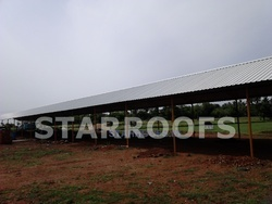 Poultry Shed Roofing Fabricators