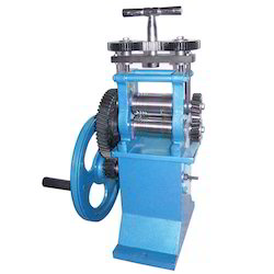 Punjabi Model with Stand Compact Rolling Mill