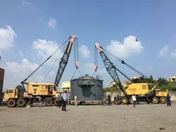 Material Handling Crane Service