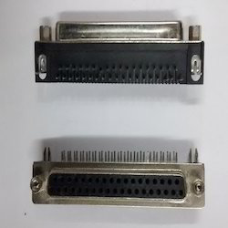 37- Pin- Female- D Type Connector