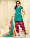 Casual Patiala Punjabi Dress