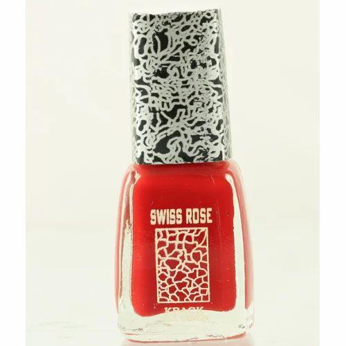 Red Color Nail Polish