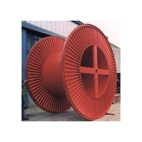 Corrugated Steel Cable Reel Drums