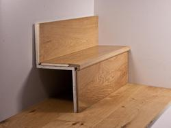 Stair Nose Wood Piece