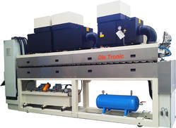 Sector Spray Lubrication System