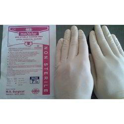 Powder Free Non Sterile Gloves