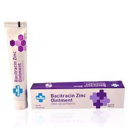 Bacitracin Zinc Ointment 1 Oz (28.3g)