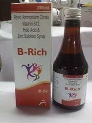 B Rich Syrup