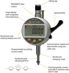 Sylvac Digital indicator S_Dial Work