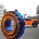 Super Elastic Tyres