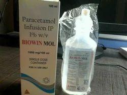 Paracetamol IV 1000mg/100 Ml