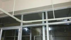 Curved Curtain Track - Flexi - Hospital