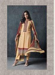 Pashmina Collection Of Ganga Suit