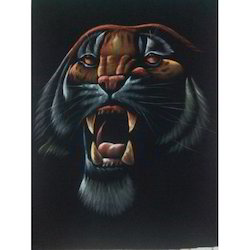 Painting of Tiger