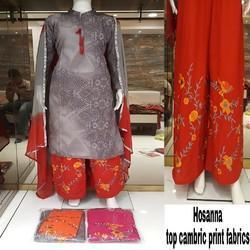 Printed Plazzo Suit