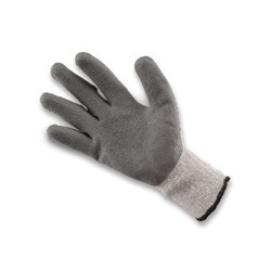 Seamles Dyneema With Rubber Coated Gloves-high Cut Resistant