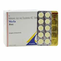 Mefa Tablet