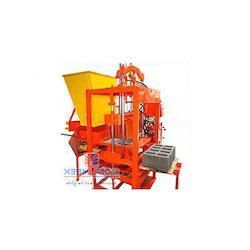 Hydraulic Concrete Block Making Machinery