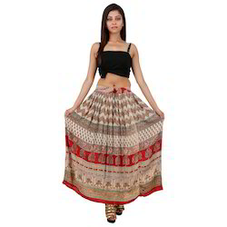 Rajasthani Girls Skirt