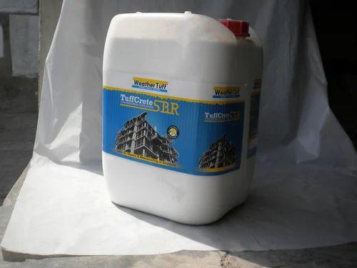 SBR Latex Base Waterproofing