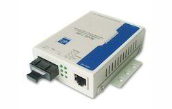 1 Port Ethernet Fiber Media Converter