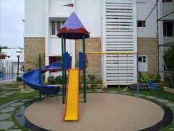 Splendor Multiplay Playground Slide