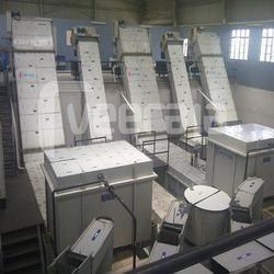 Industrial Scraper Conveyors