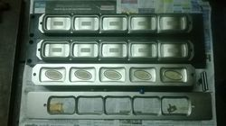 Copper Alloy Soap Mould 5 Cavity