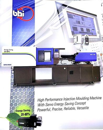 Servo Model Injection Moulding Machine
