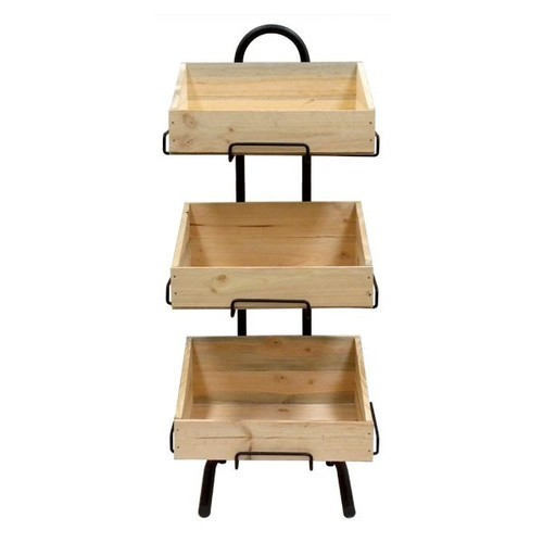 Wooden Display Stand Counter Display Manufacturer From Vasai Fascinating Soap Display Stands