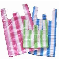 HDPE Vest Carrier Bags