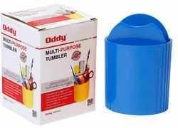 oddy high quality plastic tumbler blue set of 2 mpt 02blue