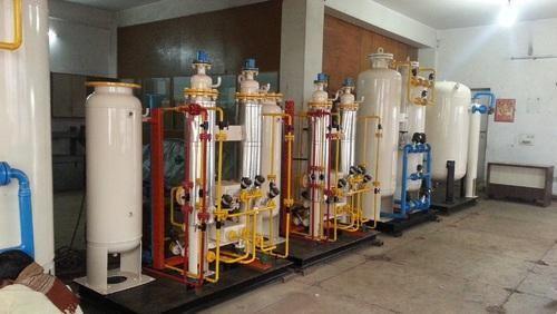 PSA Nitrogen Gas Generator
