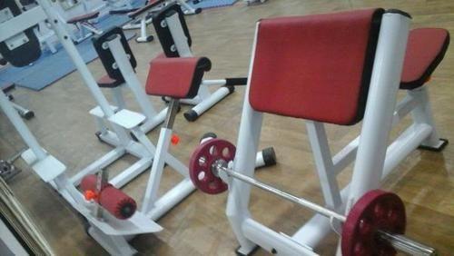 Olympic Gym Equipment (brand Of Y.n. Trivedi & Sons)