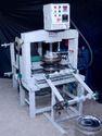 Fully Automatic Hydraulic Thali Making Machine